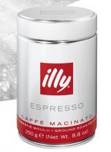 Молотый кофе Illy, 250 г